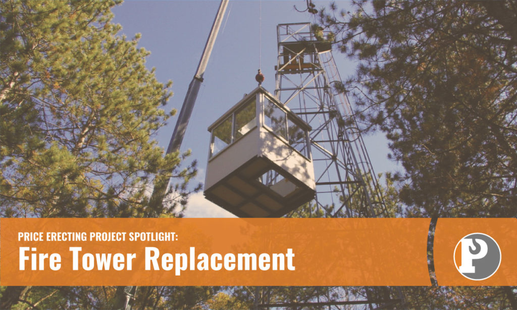 Fire Tower Replacement
