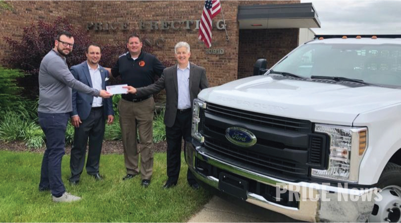 Selig Leasing gives back to the Veteran community