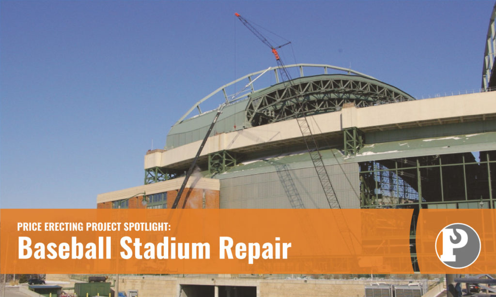 Baseball Stadium Repair