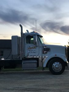 Truck Driver Wanted!